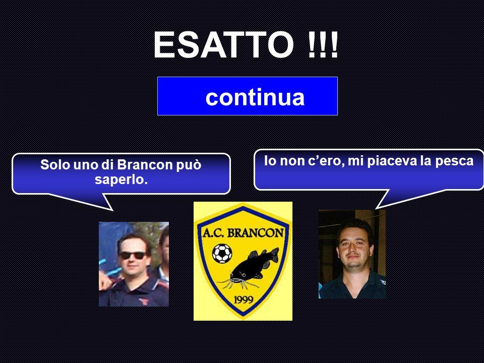 Quale giocatore del Brancon calcio a 5 compare in questa foto ? A: Davide Andreoli B : Luca Morelato C : Moreno Peroni D : Simone Cherubini Bene, si p