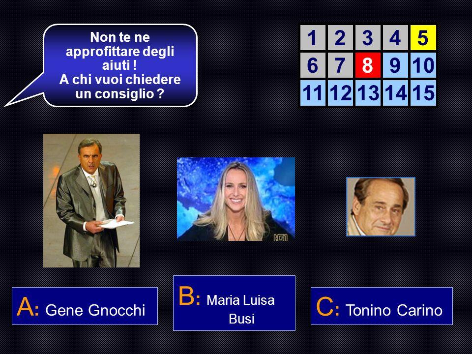 Campionato 2002-2003. Nella vittoria più larga contro lAtletico Bovolone, quante volte vanno a segno i barbi del Brancon ? A : 6 B : 4 C : 5 D : 7 Ben