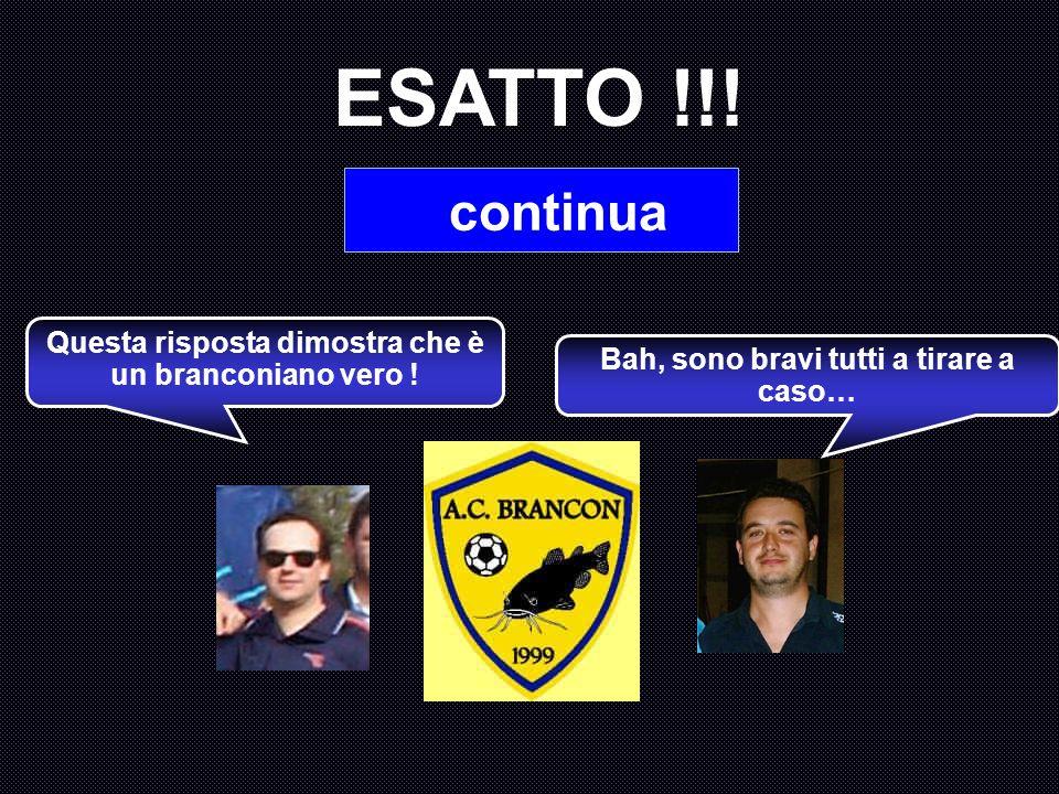Campionato 2002-2003. Nella vittoria più larga contro lAtletico Bovolone, quante volte vanno a segno i barbi del Brancon ? A : 6 B : 4 C : 5 D : 7 Ton