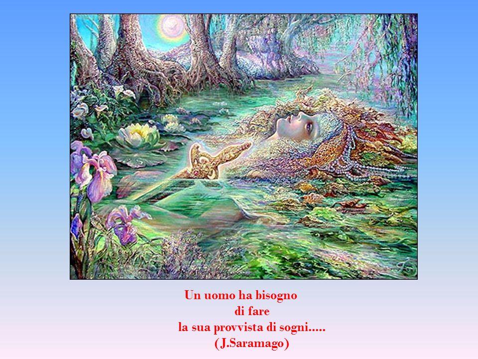 Vivere è sognare Siamo in un mondo tanto singolare che il vivere in esso è sognare; e l esperienza mi insegna che l uomo che vive, sogna ciò che è sino al risveglio.