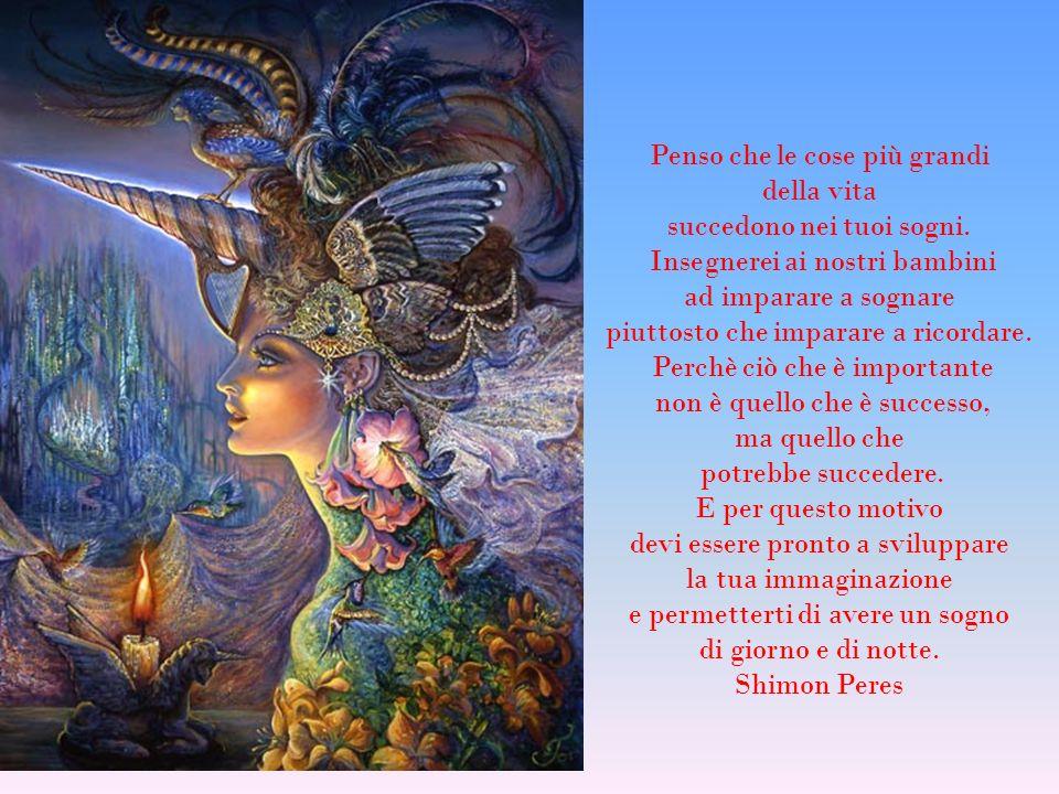 Un uomo ha bisogno di fare la sua provvista di sogni..... (J.Saramago)