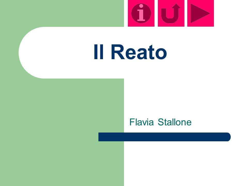 Il Reato Flavia Stallone