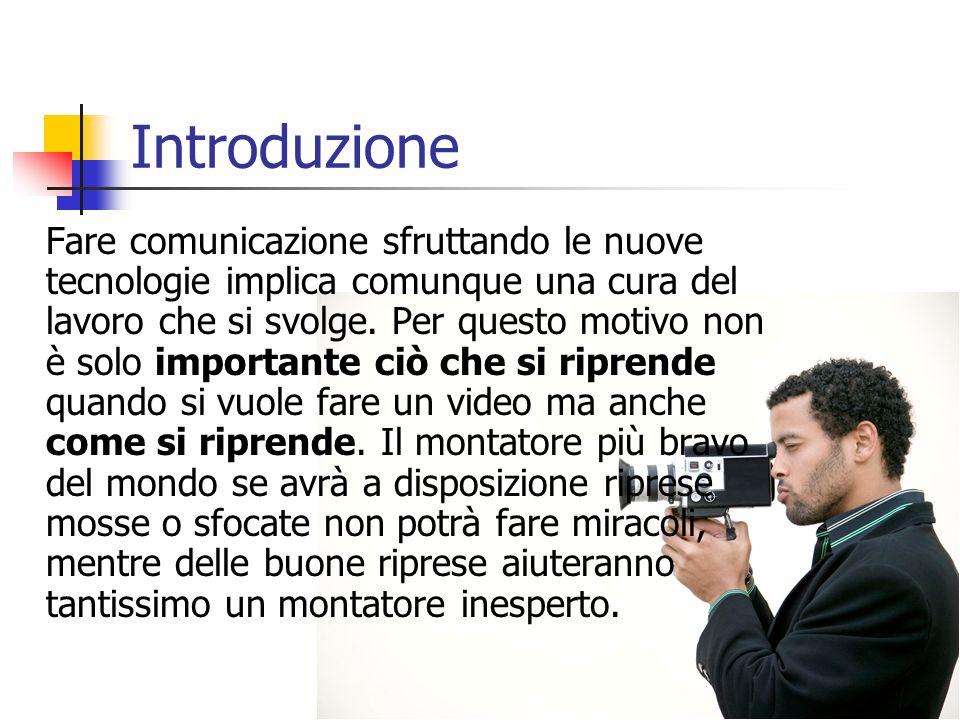 prof.ssa Marina Marziale Introduzione Fare comunicazione sfruttando le nuove tecnologie implica comunque una cura del lavoro che si svolge. Per questo