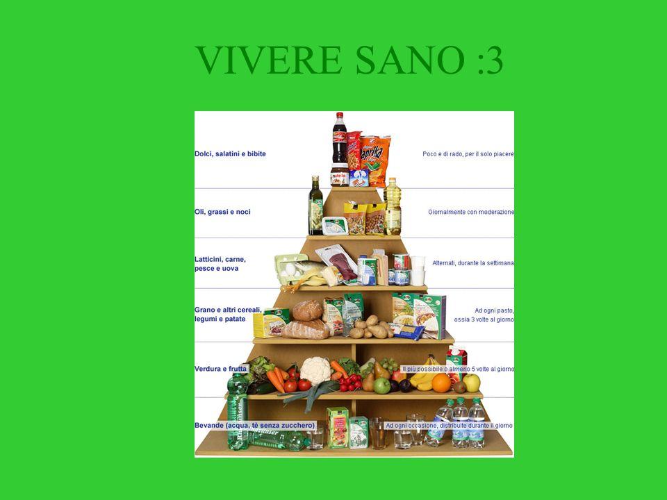 VIVERE SANO :3
