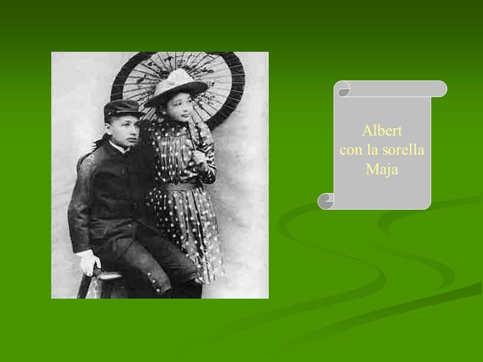 Albert a Mileva Paradiso [Mettmenstetten], i primi di agosto 1899 Cara D[oxerl], rimarrà davvero sorpresa di rivedere così presto i miei geroglifici,...