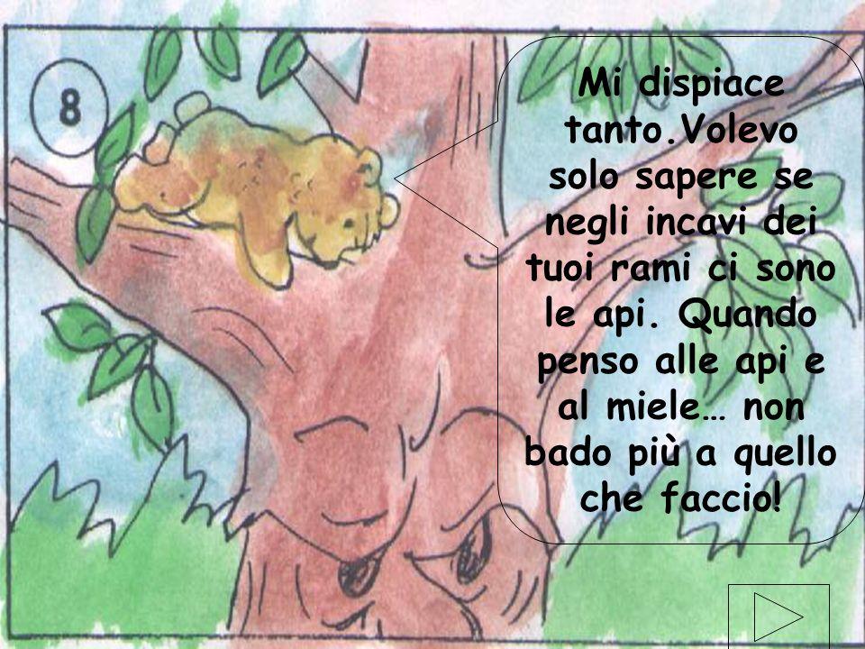 elaborazione elettronica di Gabriele Magistrelli ©settembre 2001 18 mi pare che tu abbia le unghie piuttosto appuntite, mio caro orsacchiotto! Proprio