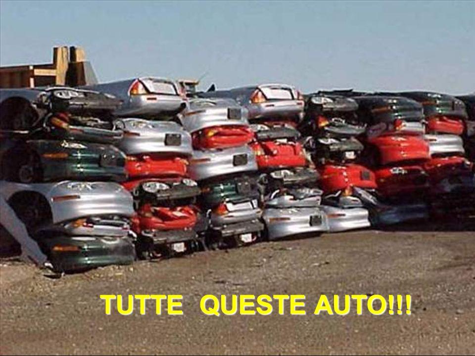 …DISTRUTTE… La General Motors recuperò tutte le EV1, nonostante lopposizione dei suoi utenti, e dopo furono…