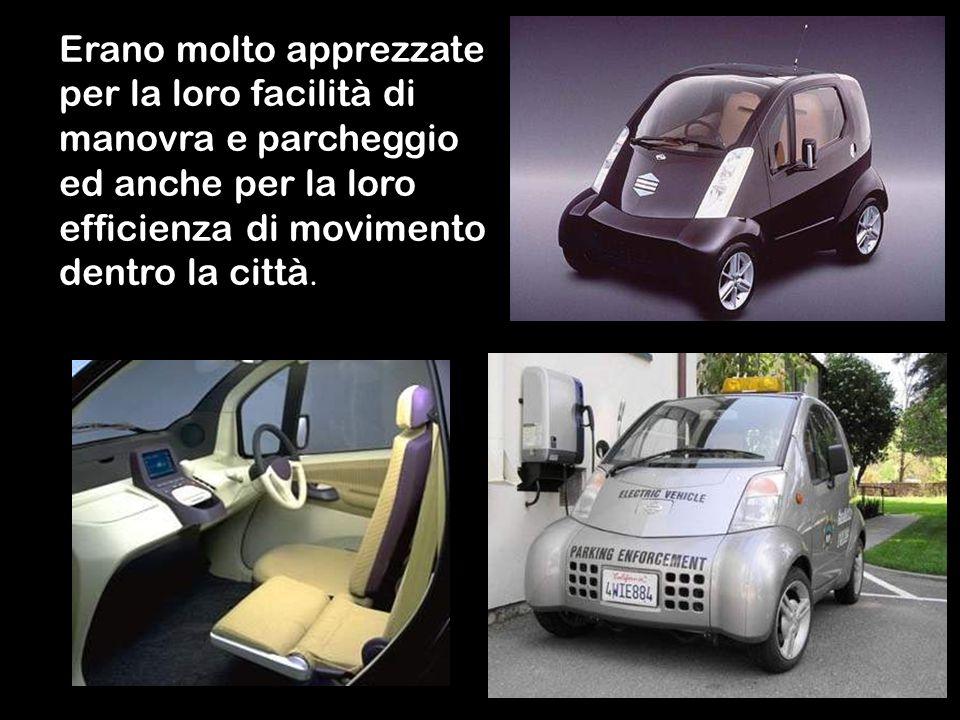 1997 HyperminiNel 1997, la Nissan presentò il modello elettrico Hypermini nel salone di Tokyo.