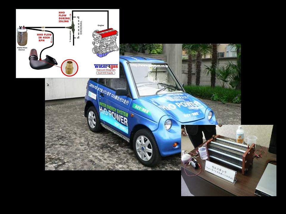 Lanno prima fu presentata al pubblico la Genepax, la prima e unica auto che funziona col vapore acqueo.