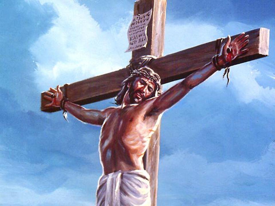 Gesù dovette passare attraverso questa esperienza affinchè tu avessi libero accesso a Dio.