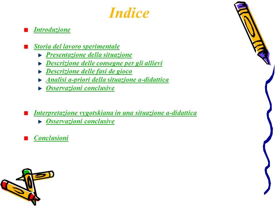 Introduzione In questo senso un valido contributo ci è stato offerto dal corso di Didattica della Matematica tenuto dal prof.