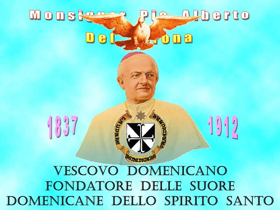 vescovo domenicano fondatore delle Suore Domenicane dello Spirito Santo