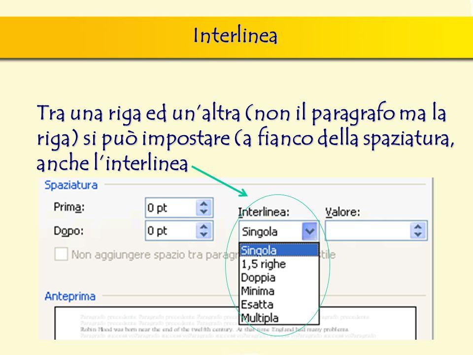 Interlinea finestra di dialogo Nuovo, nella quale si può scegliere sia il documento vuoto, sia un altro documento tipo, da scegliere tra i modelli for