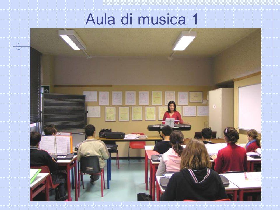 Aula di musica 1