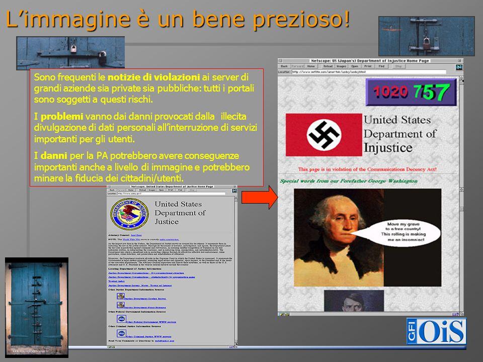 E i danni? Fonte: Sicurforum Italia 2001
