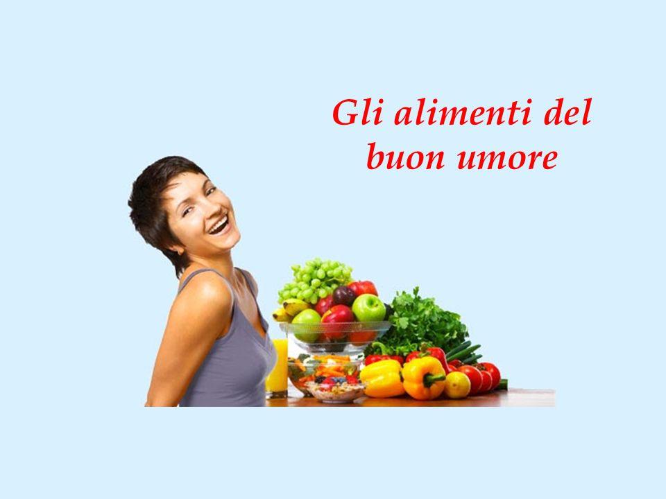 Gli alimenti del buon umore