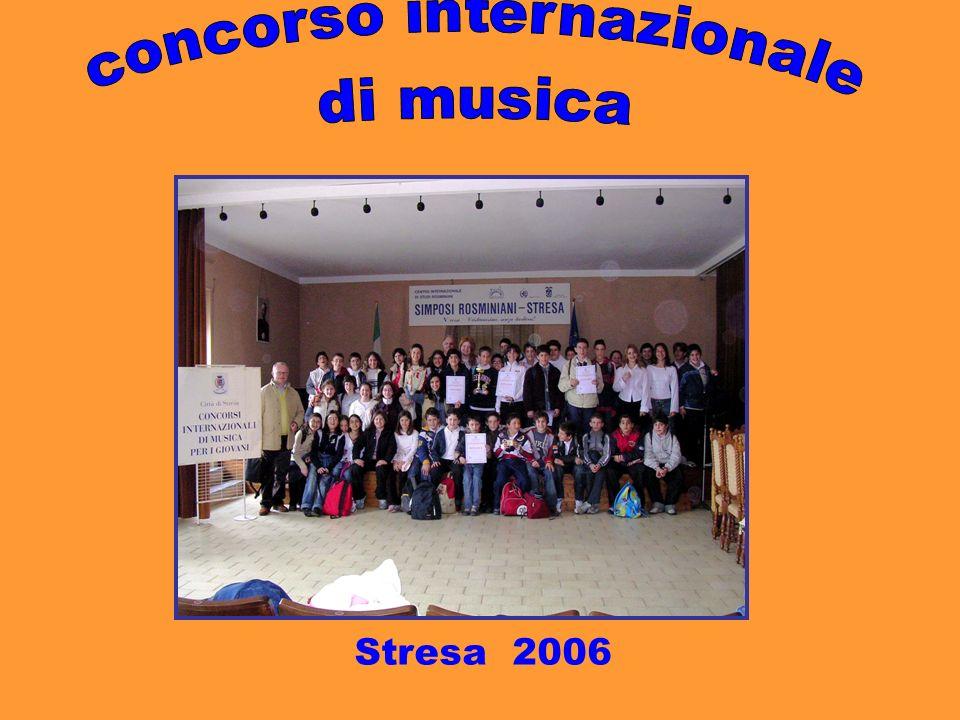 Stresa 2006