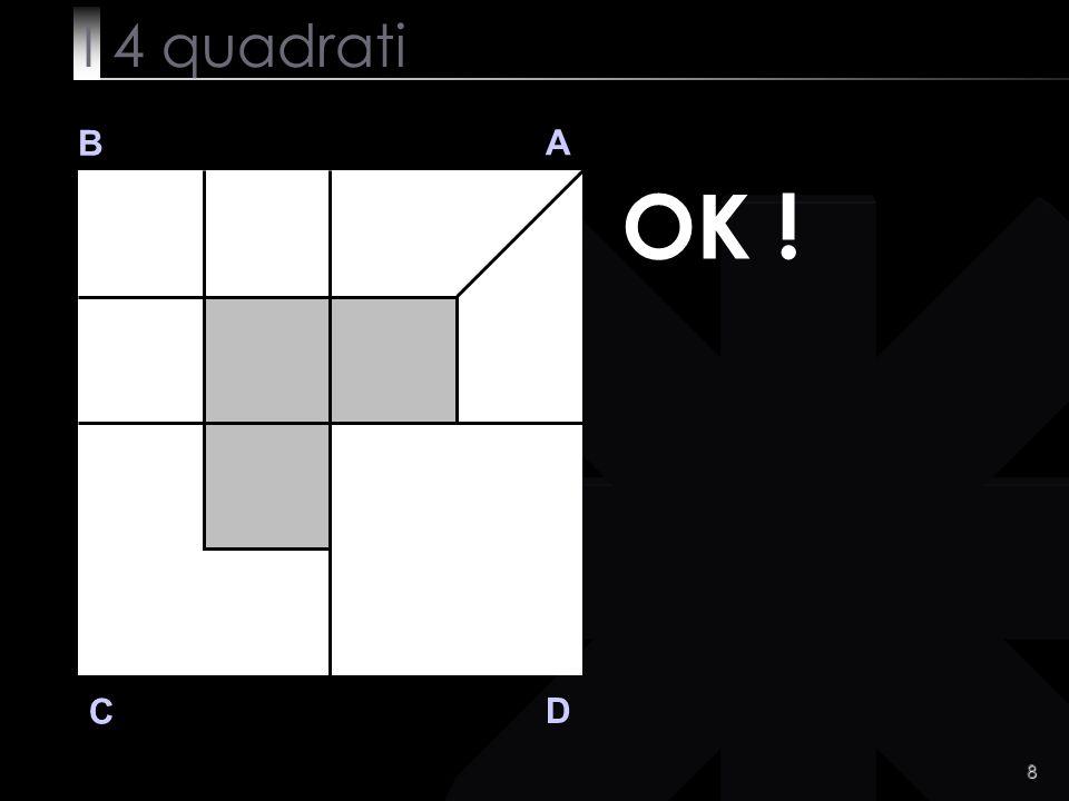 8 B A D C OK !