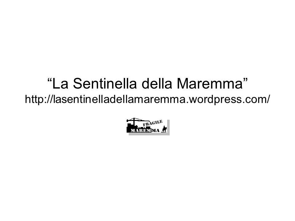 La Sentinella della Maremma http://lasentinelladellamaremma.wordpress.com/