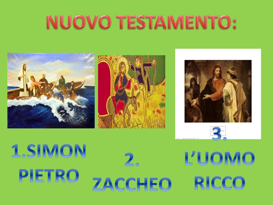 ..Gesù, stando presso il lago di Gennesaret, vide due barche accostate alla sponda..