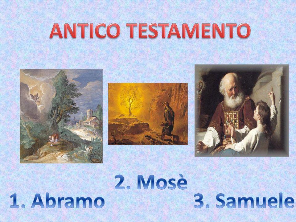 Il Signore disse ad Abram: Vattene dalla tua terra..