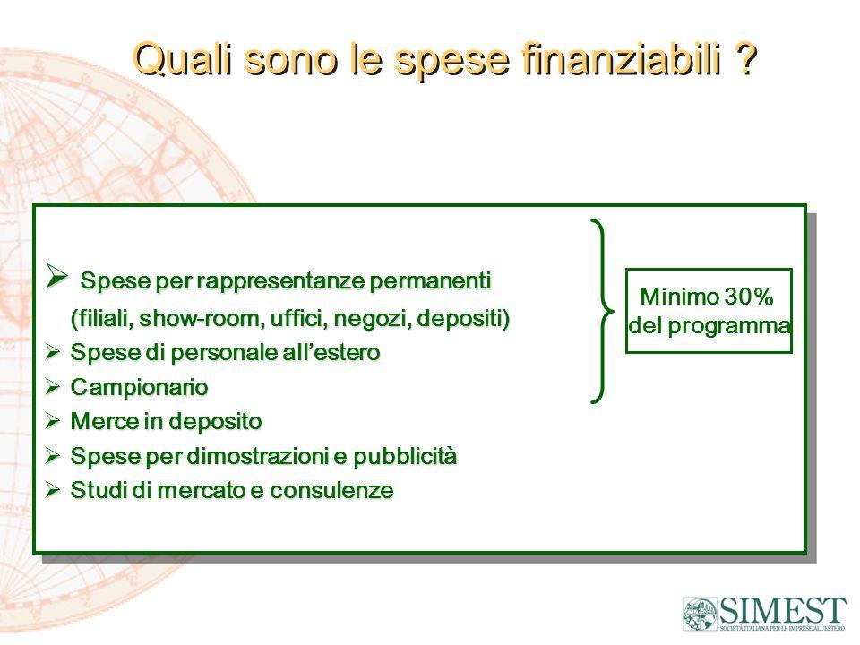 Fondo di Venture Capital Obiettivo generale Sostenere le imprese italiane, promuovendone il processo di internazionalizzazione nei paesi di destinazione dei singoli fondi con acquisizione di quote di capitale di rischio che si aggiungono alla normale partecipazione di SIMEST nelliniziativa (L.