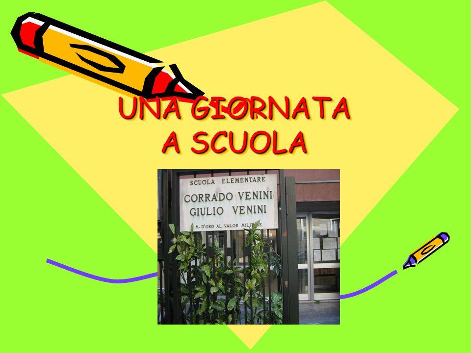 Scuola Primaria C.G Venini – Via Fiume, 2 Lingresso Entro a scuola.