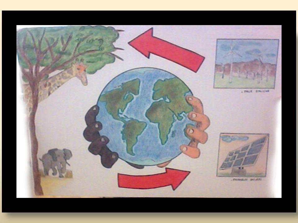 Titolo: Salvaguardiamo lambiente Autori: Melchioretto, Bruno, Cariati E necessario scambiare e aiutare con le proprie risorse chi ne ha bisogno; lelaborato vuole far comprendere i modi migliori per sfruttare le risorse della natura.