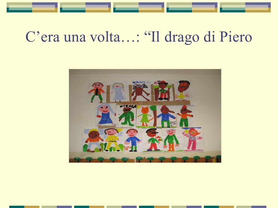Cera una volta…: Il drago di Piero
