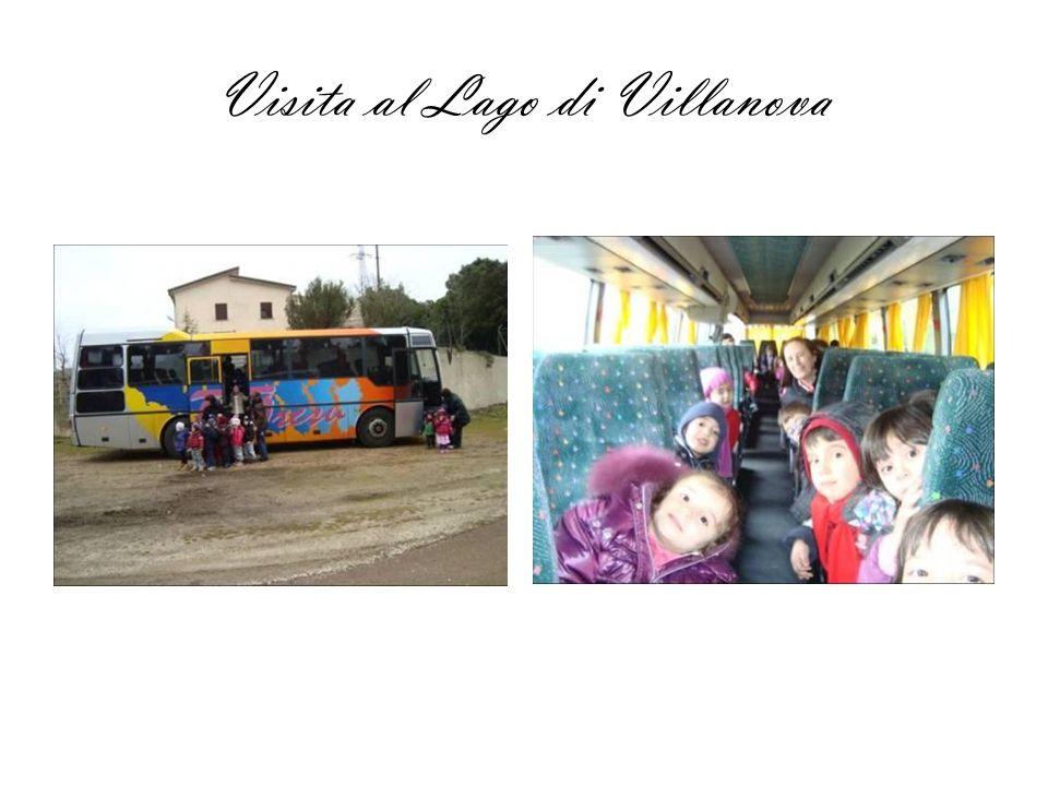 Visita al Lago di Villanova