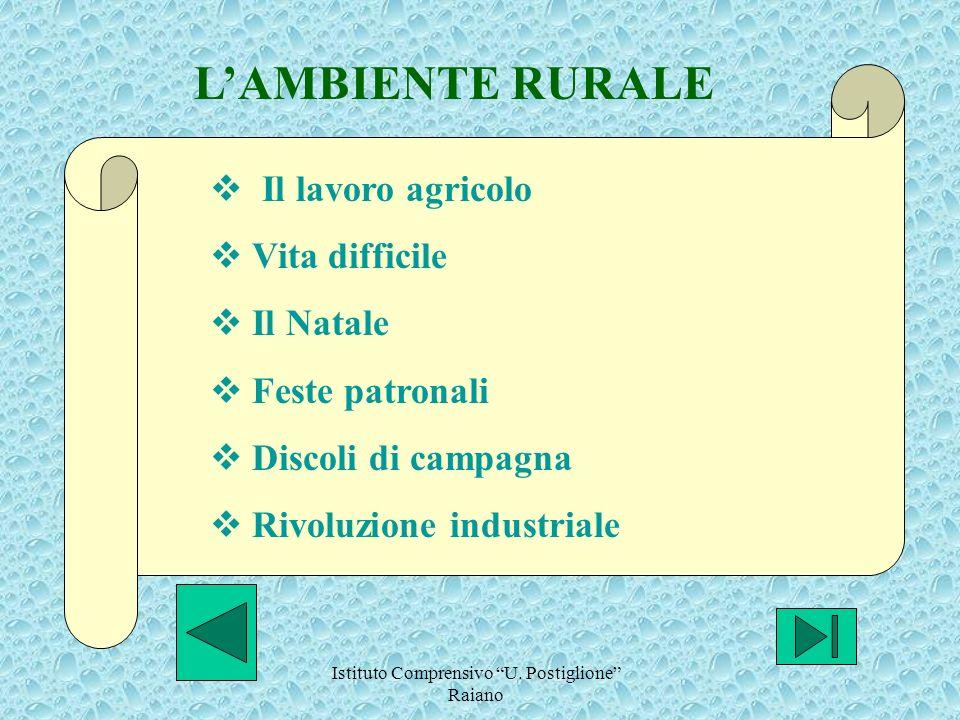 Istituto Comprensivo U. Postiglione Raiano
