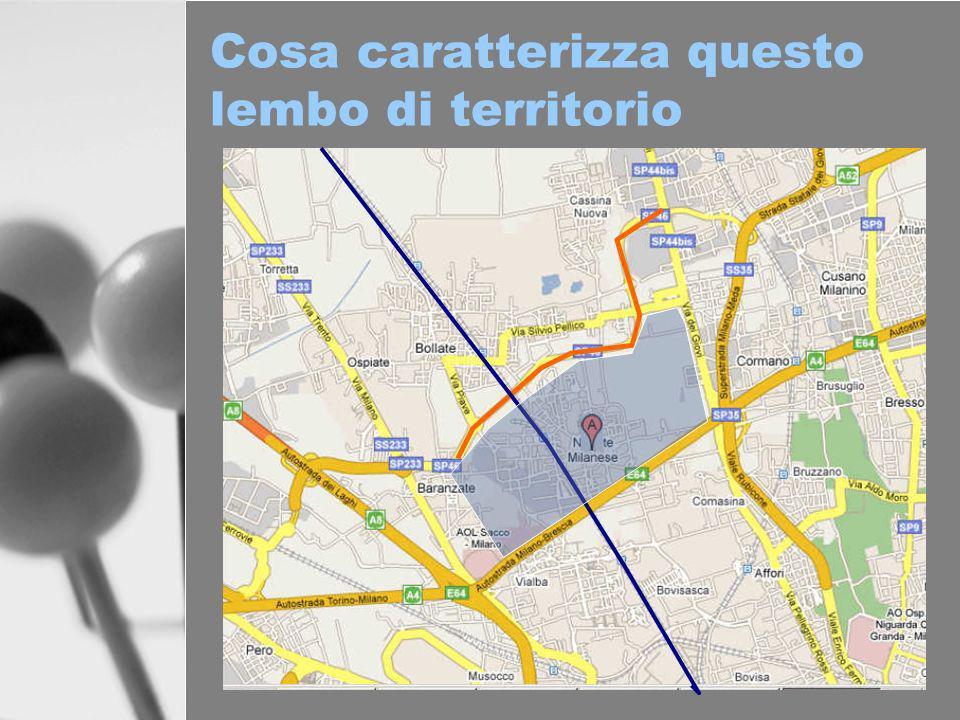 Il territorio di Novate è circondato da tutti lati da grandi arterie di comunicazione Autostrada Mi-VE Superstrada Rho-Monza Strada statale Varesina Strada statale Comasina e....
