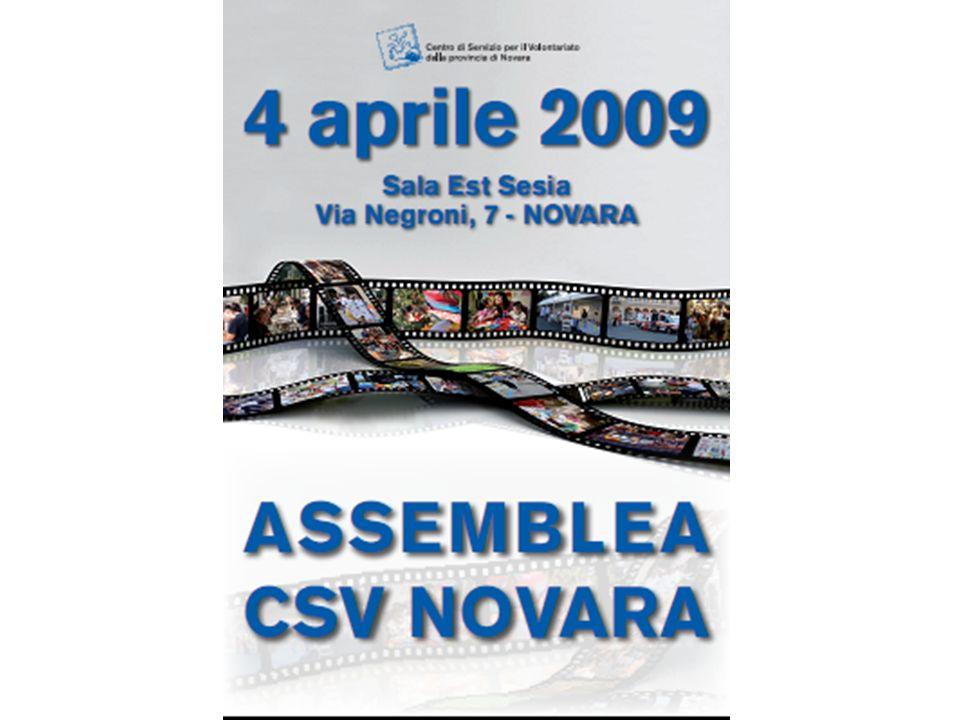 Cosa fa il CSV Novara per il volontariato.7.
