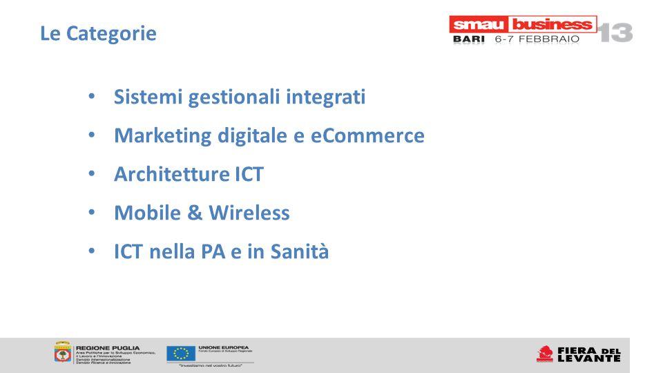Comune di Bari Città attiva in molti progetti Smart City.