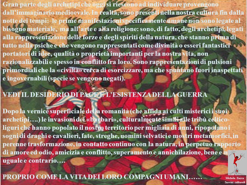 Lidea non è nuova: Agostino li definisce «idee originarie….