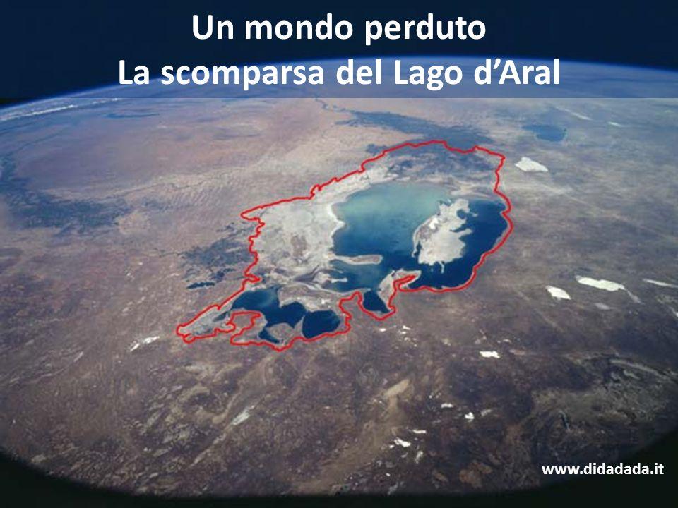 Il nome del lago deriva dal chirghiso Aral Denghiz , che significa mare delle isole , per le numerose isole presenti soprattutto lungo la costa orientale 1848.