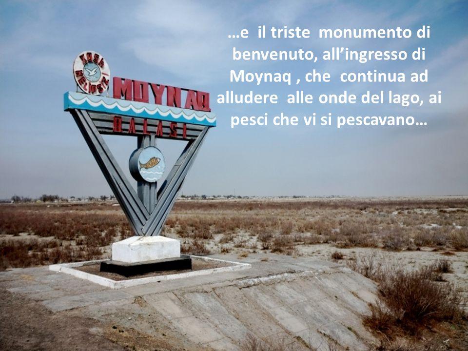 Vozrozhdeniye Vozrozhdeniye, conosciuta anche come isola della Rinascita, è in realtà un ex isola oggi collegata alla terraferma.