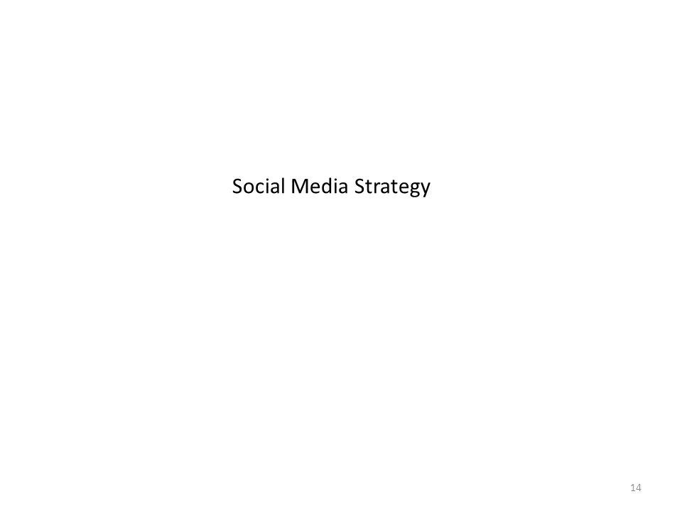 Social Media Strategy 14