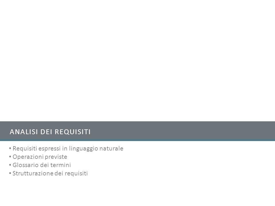 PROGETTAZIONE LOGICA TRADUZIONE VERSO IL RELAZIONALE: SCHEMI DI RELAZIONALE PRESTAZIONE (IDPrestazione, Nome, PrezzoUnitario, Descrizione) DETTAGLIOFATTURA (Prestazione, Fattura, Quantità, IVA) DETTAGLIOPREVENTIVO (Prestazione, Preventivo, Quantità) FATTURA (Numero, DataEmissione, Stato, DataPagamento, TipoPagamento, Cantiere) PREVENTIVO (Numero, DataEmissione, DataScadenza, PresaVisione, Accettazione, Cliente) CLIENTE (IDCliente, Telefono1, Telefono2, Via, Città, Provincia, CAP, Email) CANTIERE (IDCantiere, Nome, DataInizio, DataFine, StatoLavori, Via, Città, Provincia, CAP, Cliente) PRIVATO (Cliente, Nome, Cognome, CodiceFiscale) IMPRESA (Cliente, Nome, PartitaIVA, SitoWeb) EMISSIONEBOLLA (Cantiere, Fornitore, CodiceBolla) ORELAVORATE (Cantiere, Personale, OreLavorate, Data) FORNITORE (PartitaIVA, Nome, Telefono1, Telefono2, Email, SitoWeb) INDIRIZZOFORNITORE (IDIndirizzo, Fornitore, Commento, Via, Città, Provincia, CAP) PERSONALE (IDPersonale, Nome, Cognome, Telefono1, Telefono2, Email, Via Città, Provincia, CAP) DIPENDENTE (Personale, CodiceFiscale, TipoContratto, DataAssunzione) SOCIO (Personale, CodiceFiscale) PRESTATOREMANODOPERA (Personale, PartitaIVA)