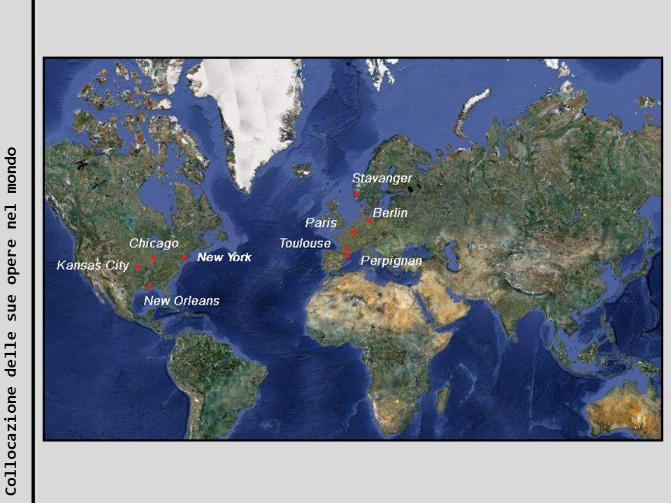 Issey Miyake, negozio, Settembre 2005, Perpignan Issey Miyake, negozio, Dicembre 2004, Berlino Nubi-Verdopolis, Febbraio 2005, New York Skin Tight: The Sensibility of the Flesh, Exhibition Design, Dicembre 2004 SAIC Fashion Show, Stage set design, Maggio 2005, Chicago Nubik, Installation, Marzo 2005, Kansas City Issey Miyake, negozio, Marzo 2006, Parigi