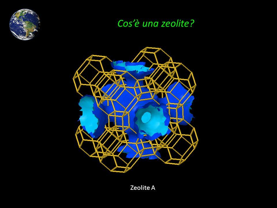 Cosè una zeolite? Zeolite A