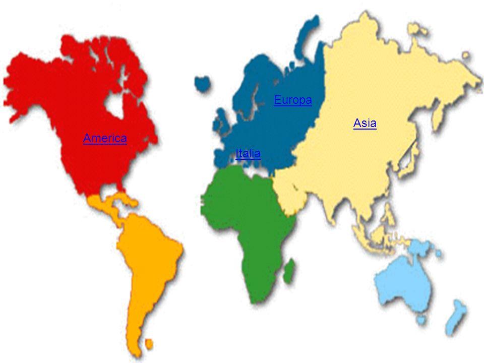 America Italia Europa Asia