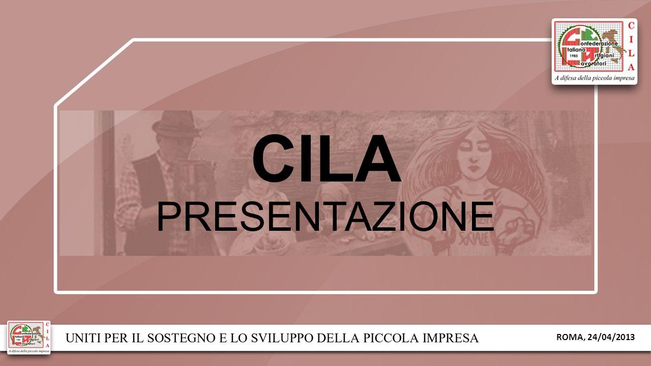 CHI SIAMO La C.I.L.A.