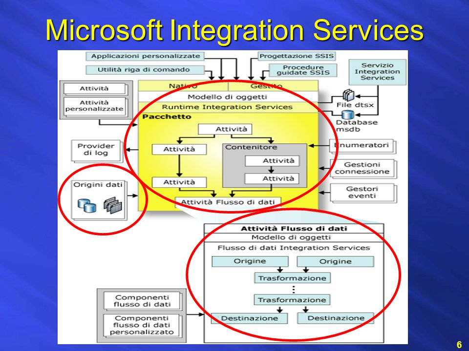 Microsoft Integration Services 6