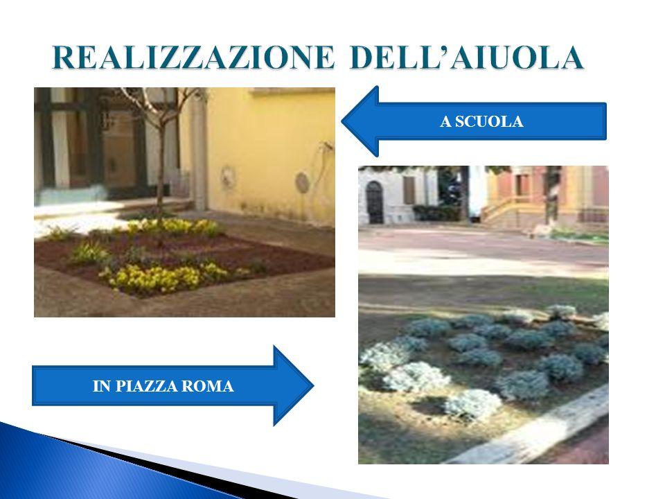 A SCUOLA IN PIAZZA ROMA