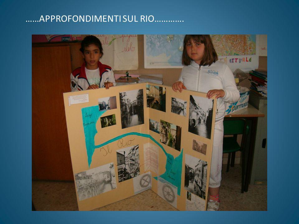……APPROFONDIMENTI SUL RIO………….