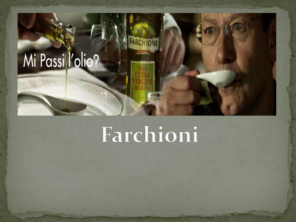 Lazienda della Farchioni Oli è in Umbria.Olio extra vergine Di Oliva -migliore qualitá.