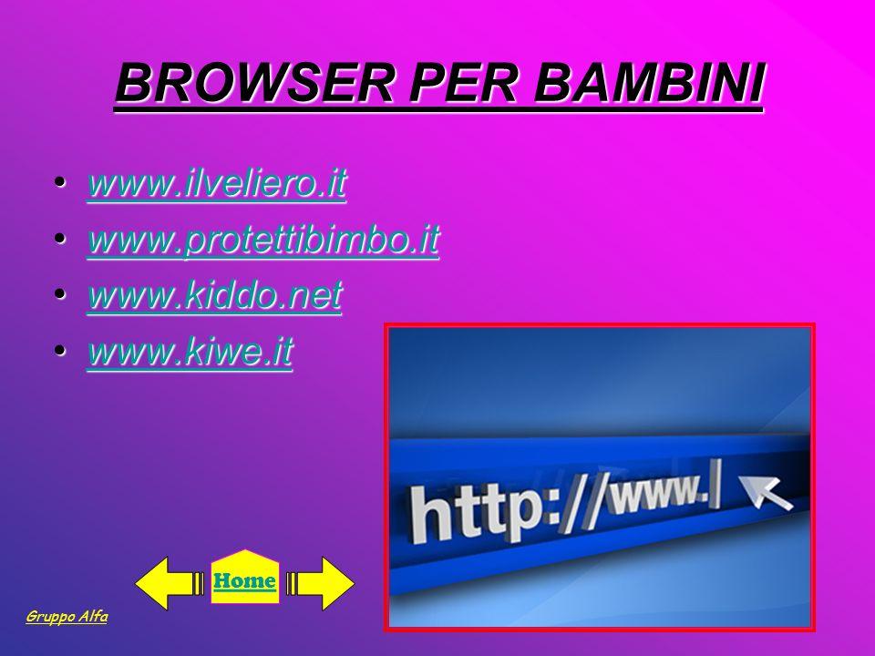 BROWSER PER BAMBINI www.ilveliero.itwww.ilveliero.itwww.ilveliero.it www.protettibimbo.itwww.protettibimbo.itwww.protettibimbo.it www.kiddo.netwww.kid