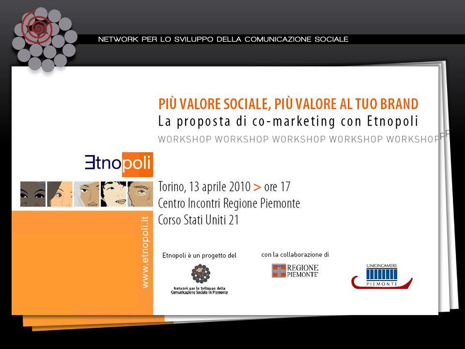 COBRANDING E NUOVE SINERGIE NELLA COMUNICAZIONE SULLINTERCULTURA Marco Benna Il mercato è mobile.