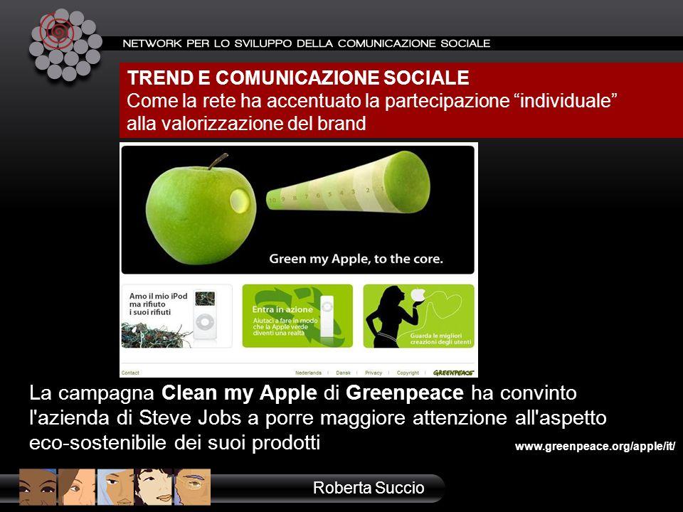 La campagna Clean my Apple di Greenpeace ha convinto l'azienda di Steve Jobs a porre maggiore attenzione all'aspetto eco-sostenibile dei suoi prodotti